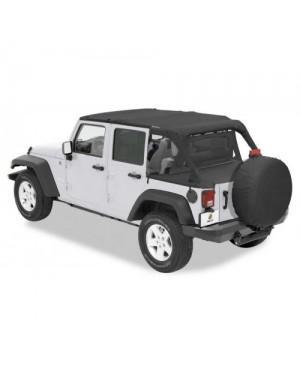 Jeep Wrangler lona completa