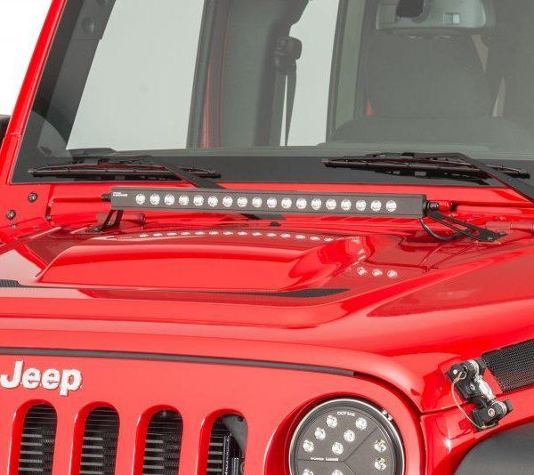 Jeep Wrangler luces led