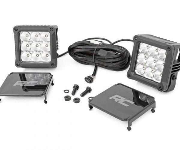 luces led Textron Wildcat