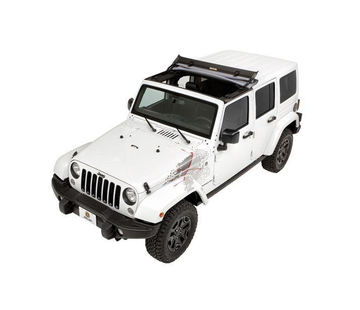 Lona Techo Jeep Wrangler