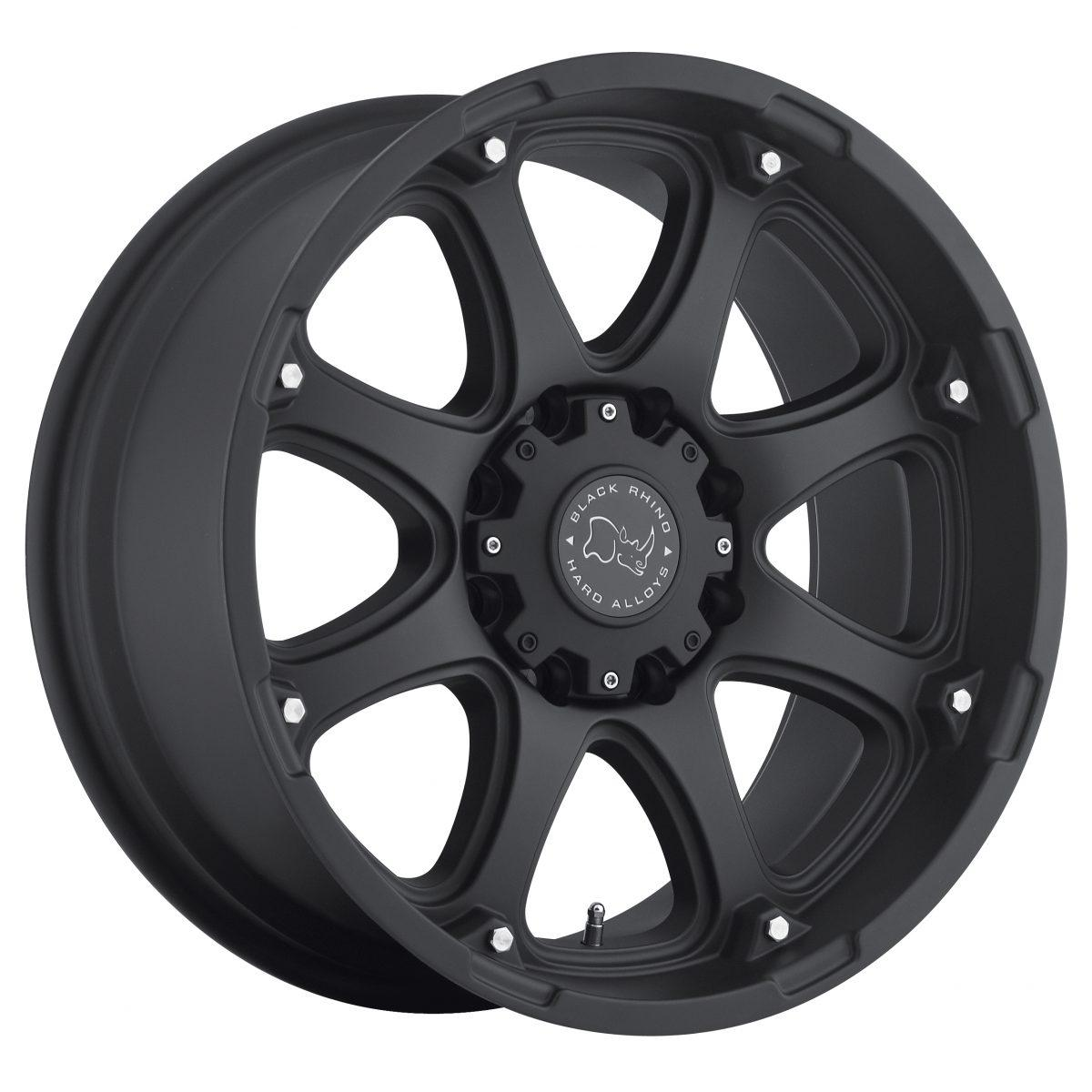 Llantas Black Rhino Wheels