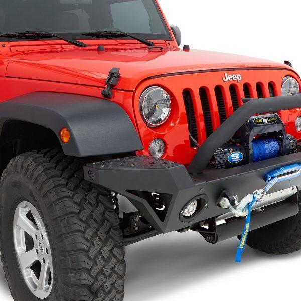 Jeep Wrangler Parachoque Frontal