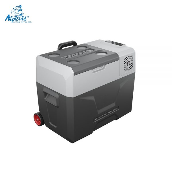 Refrigerador Alpicool portatil SOLAR