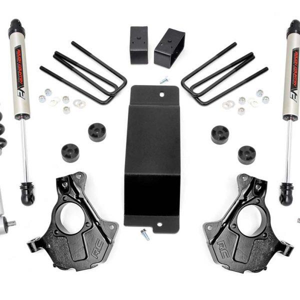 suspension chevrolet silverado