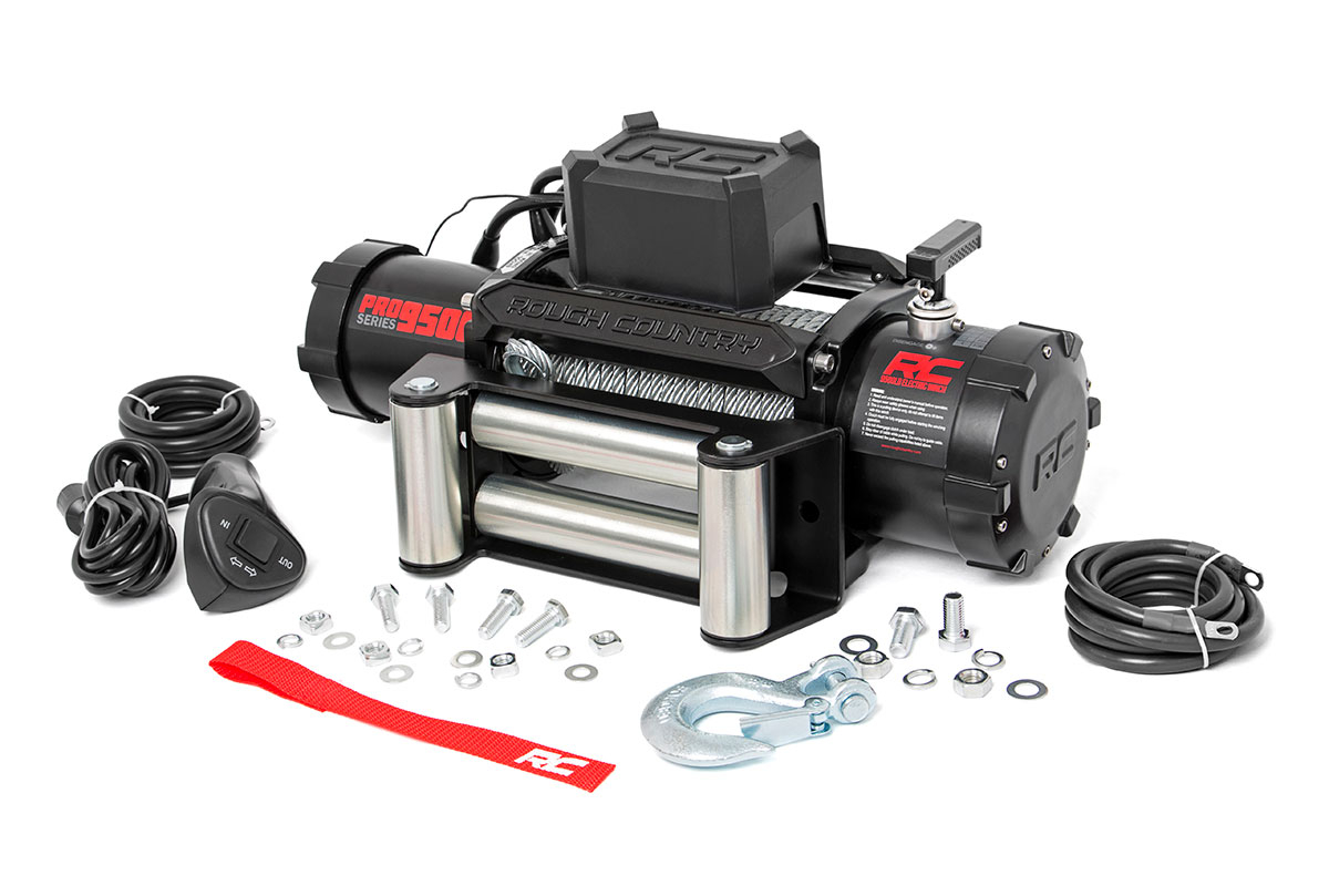 Winches 9500 Rough Country