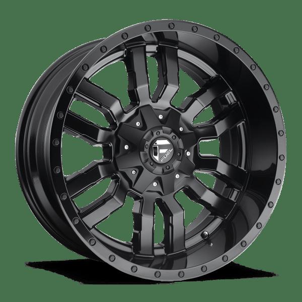 Fuel Wheels 4x4 Chile