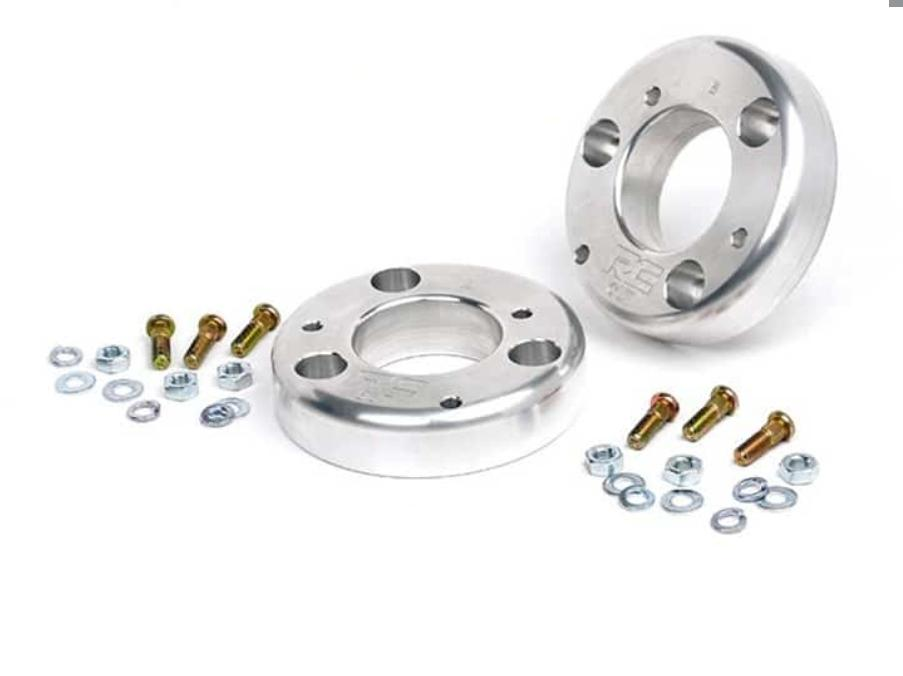 Leveling Suspension Ford F150