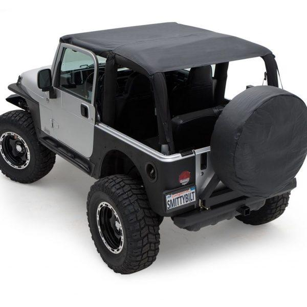 Jeep Wrangler TJ Bikini