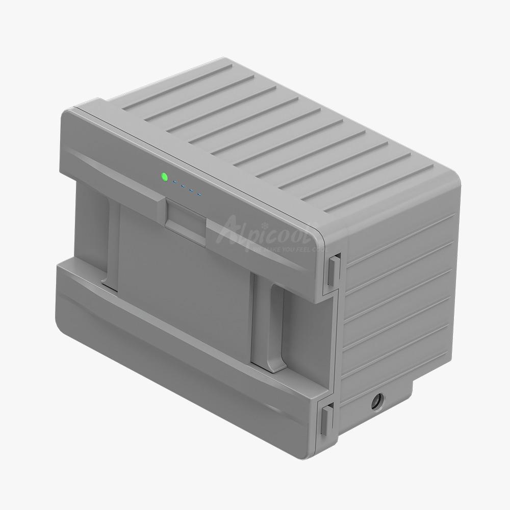 Refrigerador Freezer solar portatil