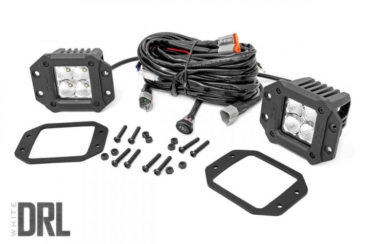 Rough Country Focos Led
