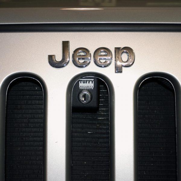 Llave Capot Jeep Wrangler